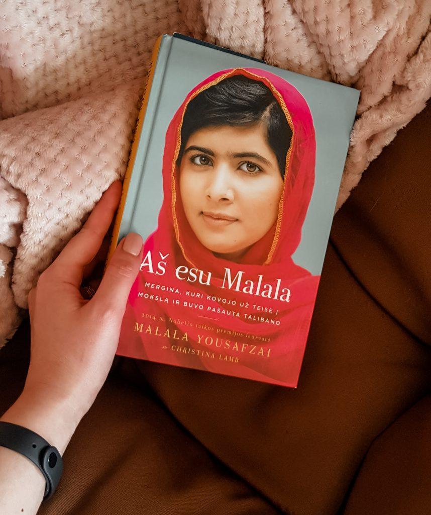 Aš esu Malala. Knygos apžva;ga