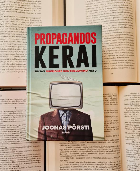 Propagandos kerai-knygos apzvalga