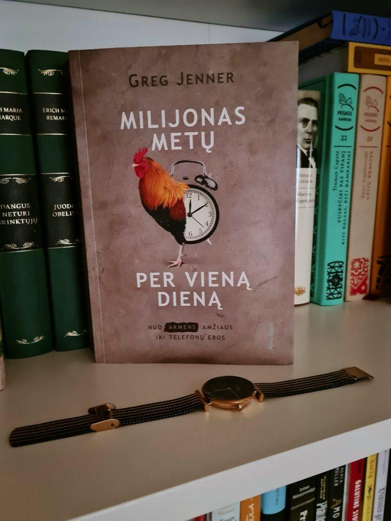 Milijonas metų per vieną dieną-Knygos apžvalga